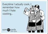 hate cooking